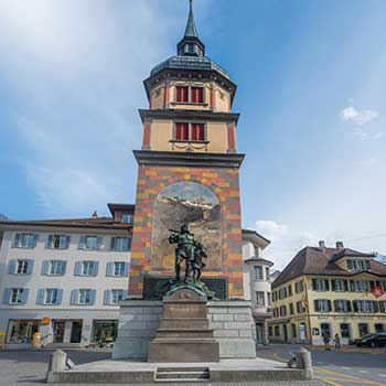 Telldenkmal Altdorf
